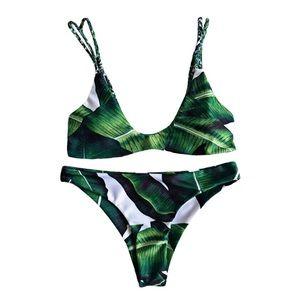 NEW Zaful Cheeky Bikini Bottoms